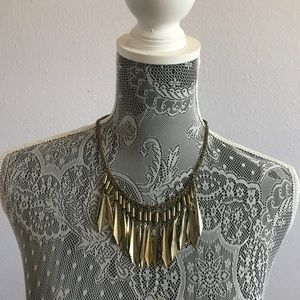 Statement necklace from H&M